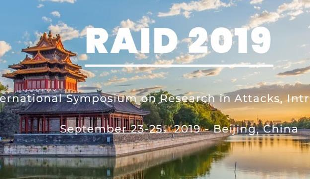22nd International Symposium on Research in Attacks
