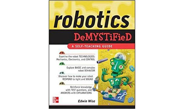 Robotics Demystified Book Free Download