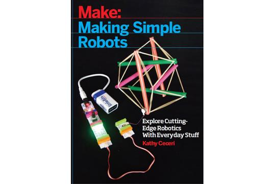 Making Simple Robots Book Free Download