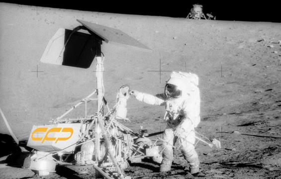 Who is the First Human Landing on the Moon