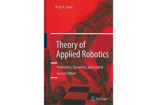 Theory Of Applied Robotics Book Free Download