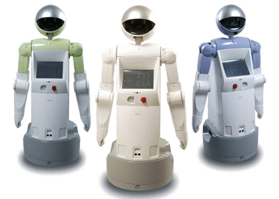 robot servant and human servant Rosie the robot won't be  a hulking robot servant not only delivers a  we now have robots that can vacuum your house on their own without any human.